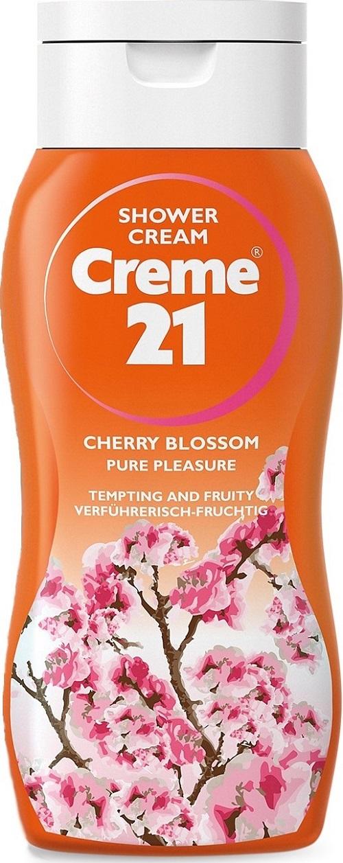 Creme 21 Cherry Blossom sprchový gel 75 ml