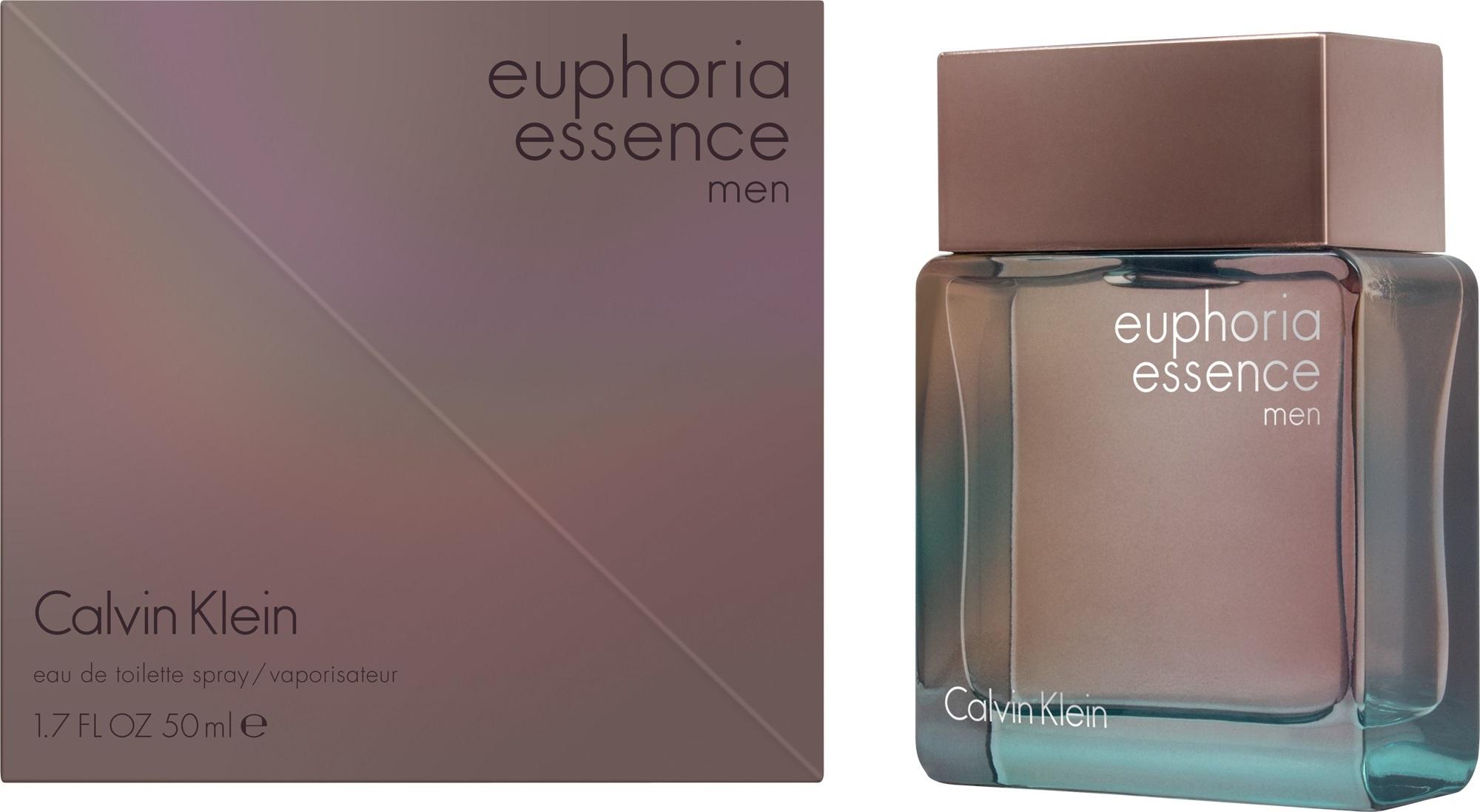 Fotografie Calvin Klein Euphoria Essence Men toaletní voda 50 ml