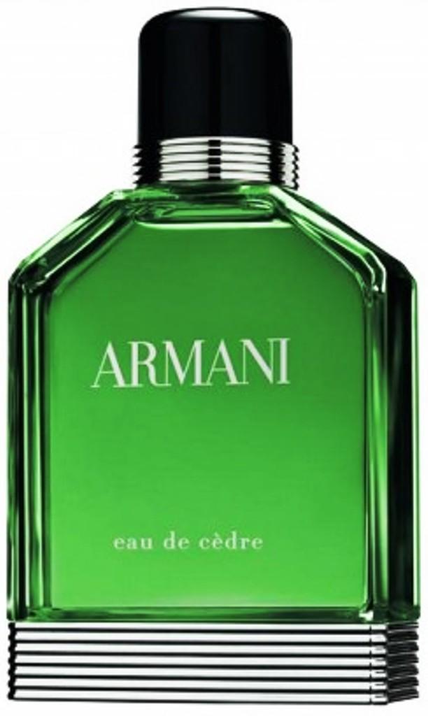 Giorgio Armani Eau de Cédre pour Homme toaletní voda 100 ml