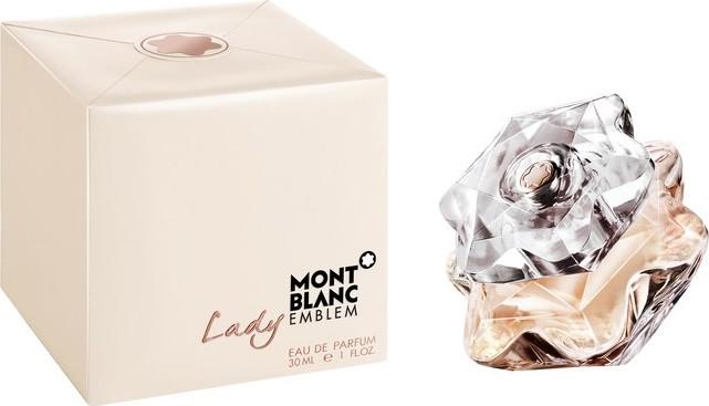 Montblanc Lady Emblem parfémovaná voda pro ženy 30 ml