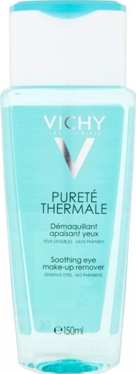 Fotografie Vichy Pureté Thermale zklidňující odličovač očí 150 ml