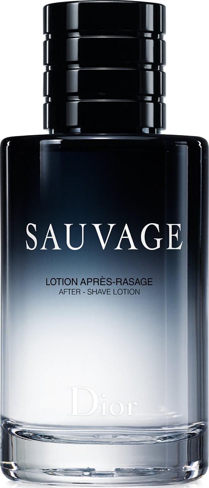 Fotografie Christian Dior Sauvage voda po holení pro muže 100 ml