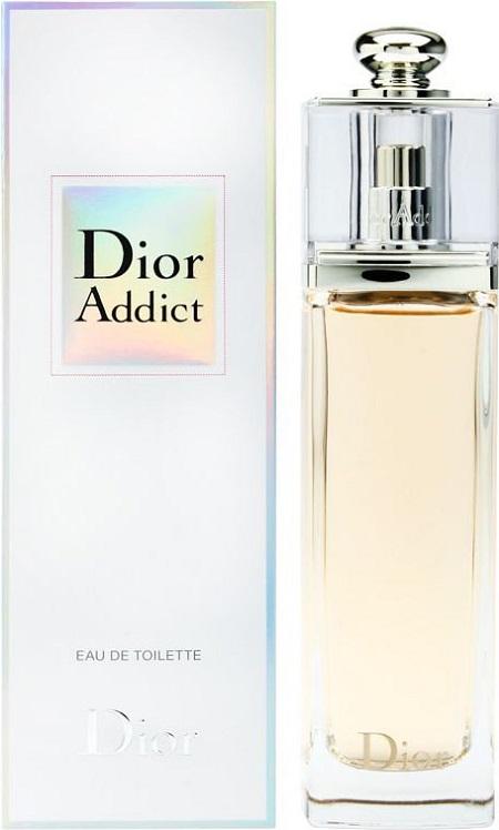 Fotografie Christian Dior Addict toaletní voda pro ženy 100 ml