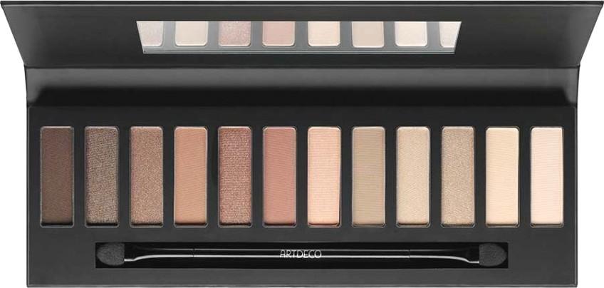 Artdeco Most Wanted paleta očních stínů odstín 7 brown 14,2 g