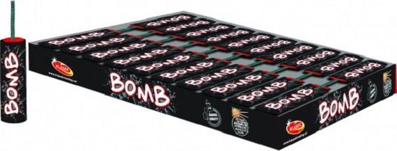 Bomb Black záblesková petarda CE3 20 kusů III. třídy nebezpečí prodejné od 21 let!