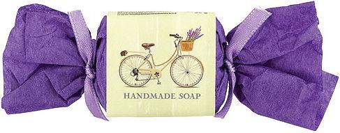 Bohemia Natur Life Riding ručně vyráběné toaletní mýdlo s vůní levandule bonbon 30 g