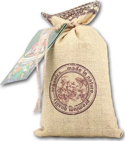 Bohemia Gifts & Cosmetics Bylinný čaj pro dobré zažívání plátěný pytlík 70 g