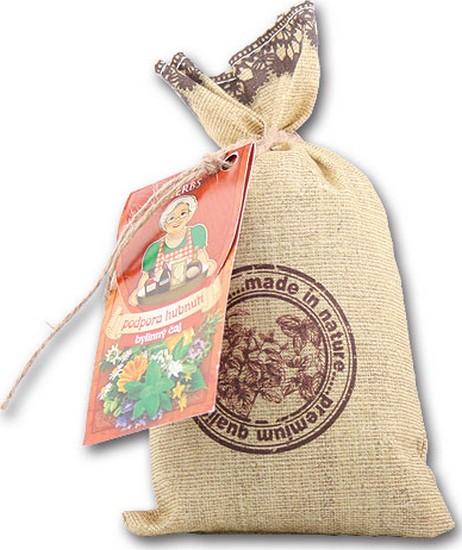 Bohemia Gifts & Cosmetics Bylinný čaj pro podporu hubnutí plátěný pytlík 70 g