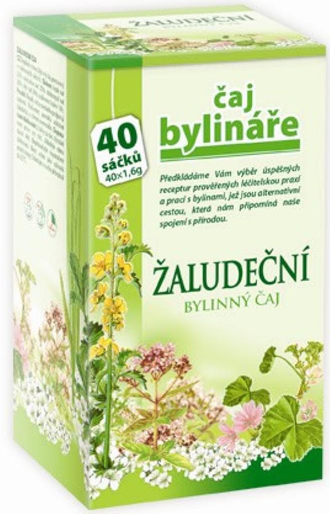 Fotografie Mediate Bylinář Váňa Žaludeční čaj 40 x 1,6 g