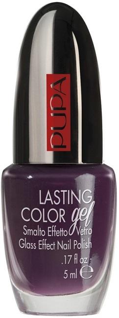 Pupa Lasting Color Gel gelový lak na nehty 104 Jellied Plum 5 ml