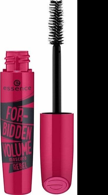 Essence Forbidden Volume Rebel Mascara řasenka Black 12 ml