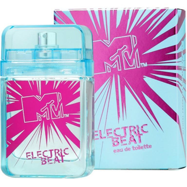 MTV Electric Beat Woman toaletní voda 75 ml