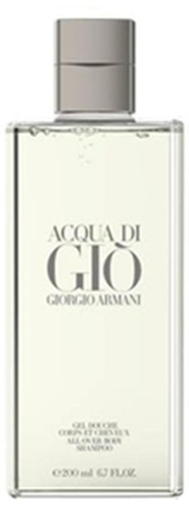 Fotografie Giorgio Armani Acqua di Gio pour Homme sprchový gel pro muže 200 ml