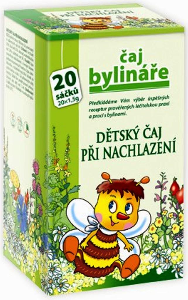 Fotografie Mediate Bylinář Váňa při nachlazení Čaj pro děti 20 x 1,5 g