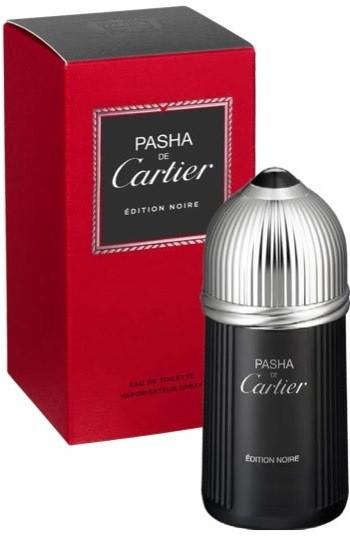 Fotografie Cartier Pasha Edition Noire toaletní voda pro muže 50 ml