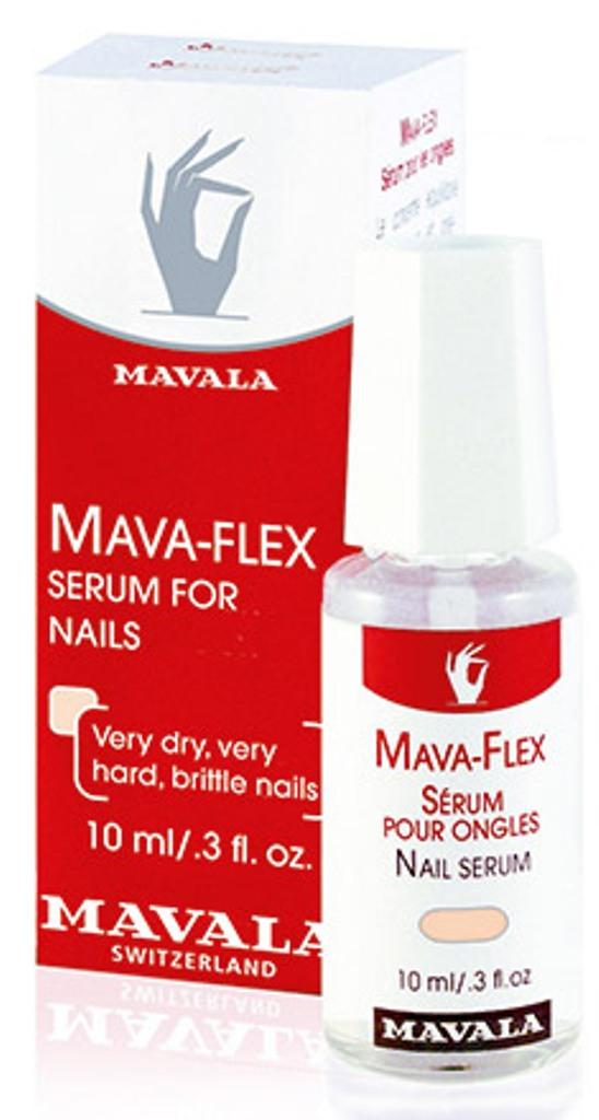 Fotografie Mavala Mava-Flex výživa na nehty pro obnovení a udržení pružnosti nehtů 10 ml