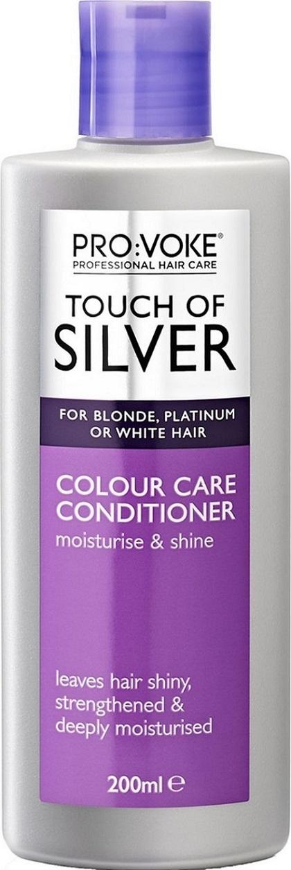 Fotografie Pro:Voke Touch of Silver kondicioner na osvěžení barvy 200 ml