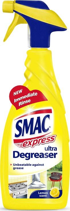 Smac Express Ultra Lemon odmašťovač 650 ml rozprašovač