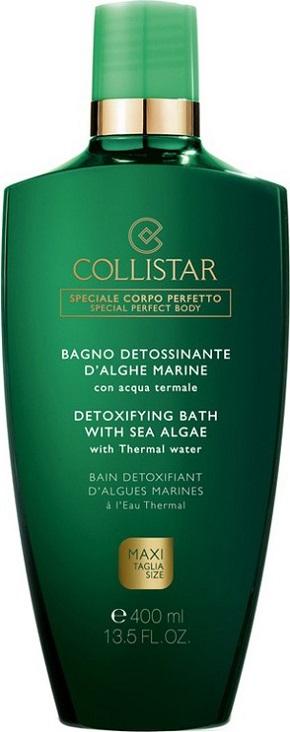 Fotografie Collistar Bango Detossinante Alge Marine sprchová detoxikační koupel s výtažky z mořských řas 400 ml