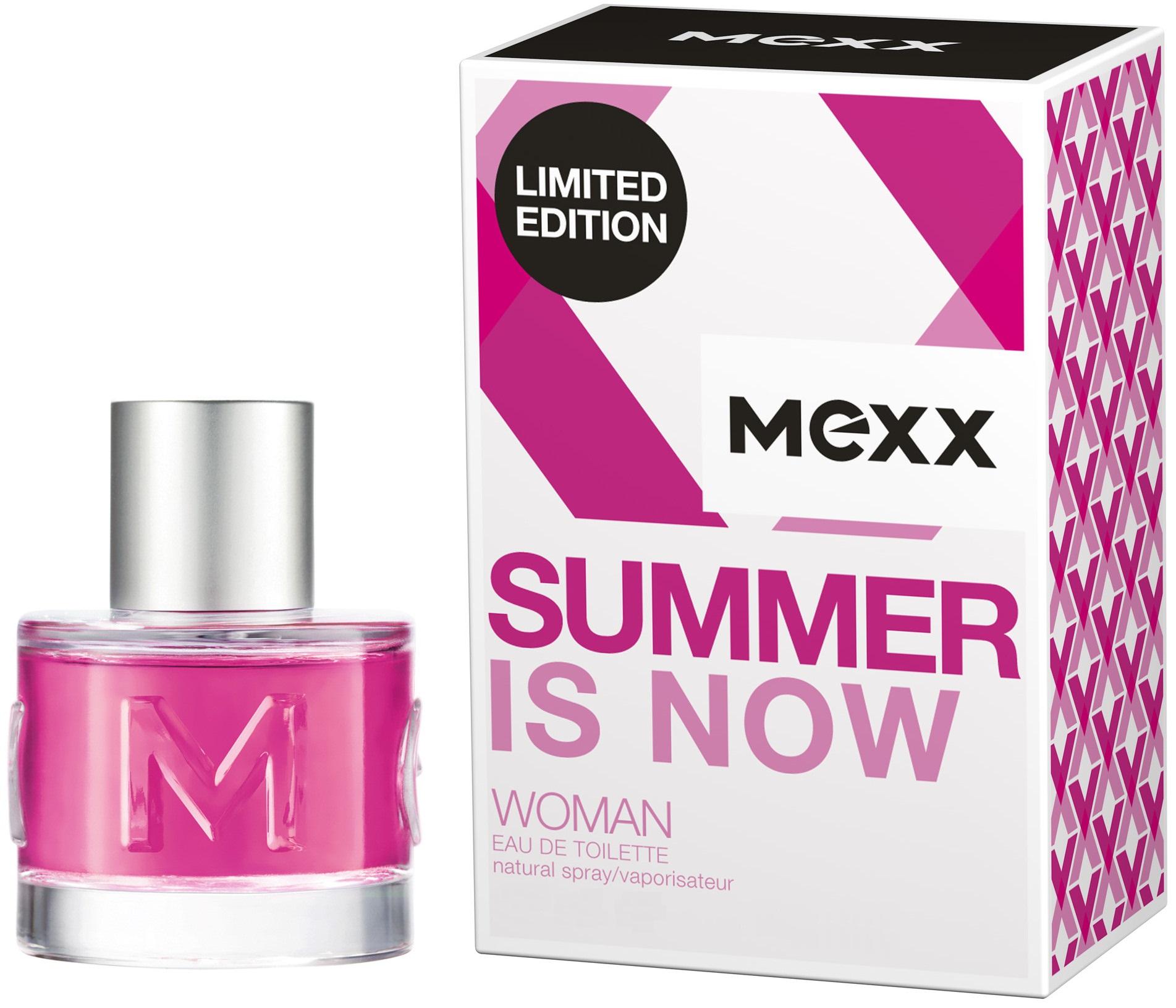 Mexx Summer Is Now toaletní voda pro ženy 20ml