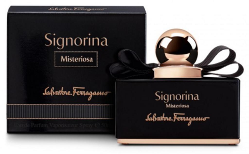Fotografie Salvatore Ferragamo Signorina Misteriosa parfémovaná voda pro ženy 50 ml