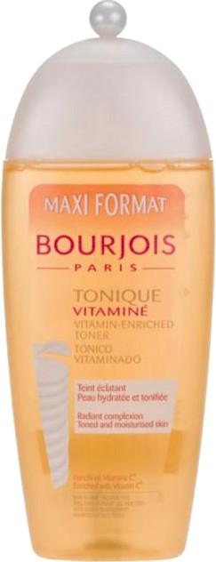 Fotografie Bourjois Vitamin Enriched Toner vitamínové tonikum 250 ml