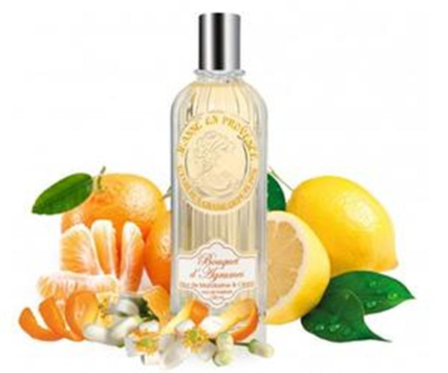 Fotografie Jeanne en Provence Bouquet d´Agrumes parfémovaná voda 60ml
