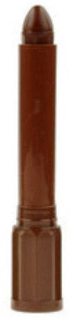 Amos Face Deco barvy na obličej v tubě hnědá se rtěnkovým uzávěrem 4,7 g