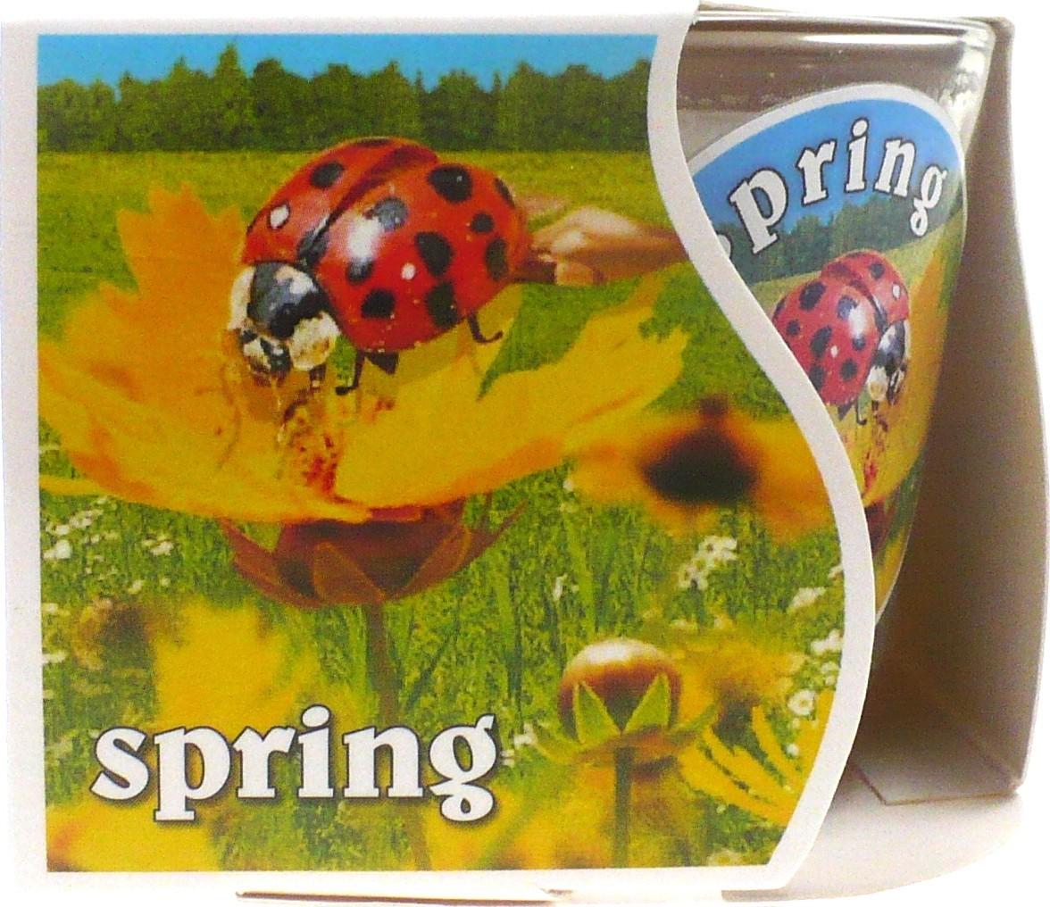 MaP Spring aromatická svíčka ve skle 80 g