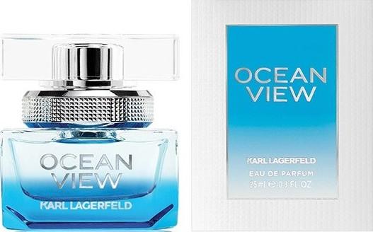 Fotografie Karl Lagerfeld Ocean View parfémovaná voda pro ženy 25 ml