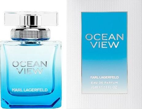 Fotografie Karl Lagerfeld Ocean View parfémovaná voda pro ženy 85 ml