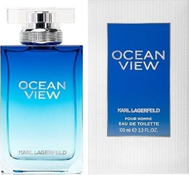 Fotografie Karl Lagerfeld Ocean View pour Homme toaletní voda 100 ml