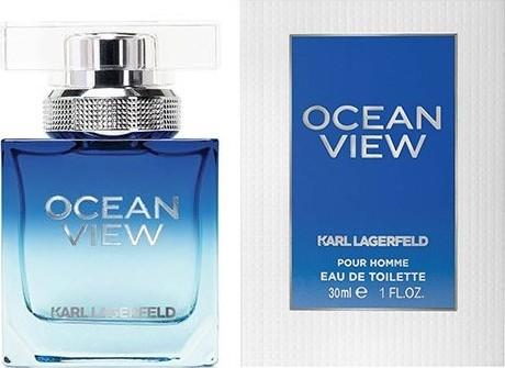 Fotografie Karl Lagerfeld Ocean View pour Homme toaletní voda 30 ml