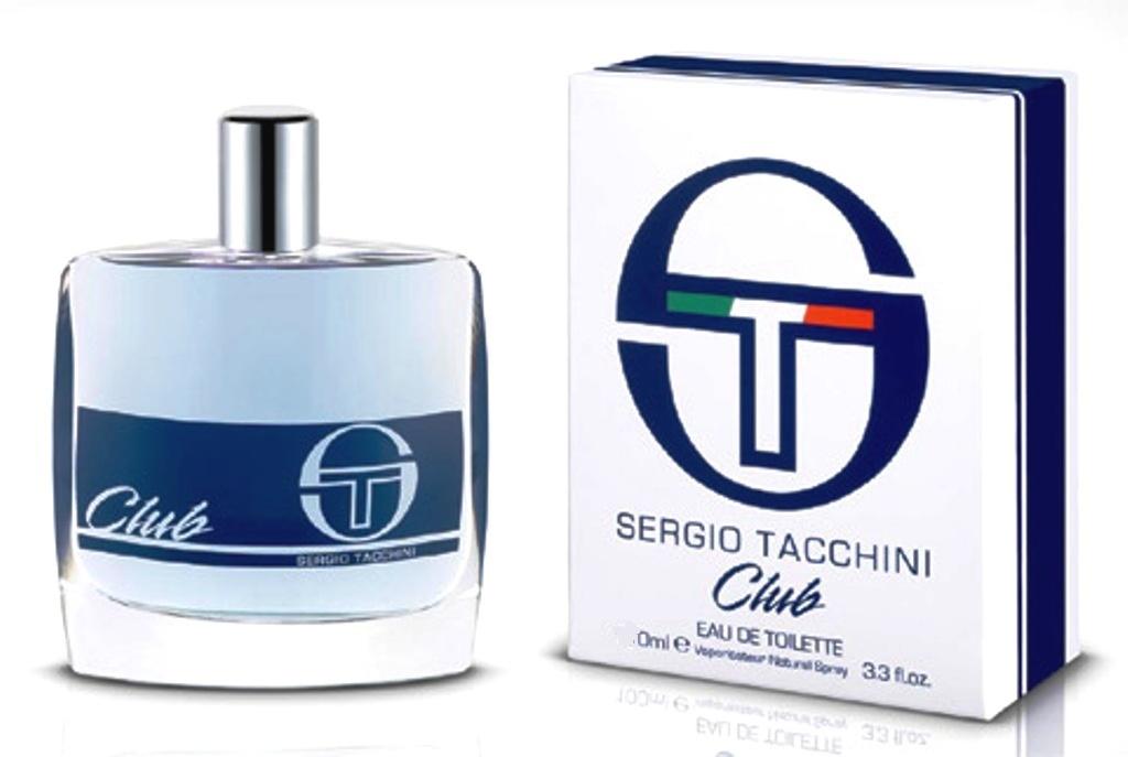 Fotografie Sergio Tacchini Club Man toaletní voda 30 ml