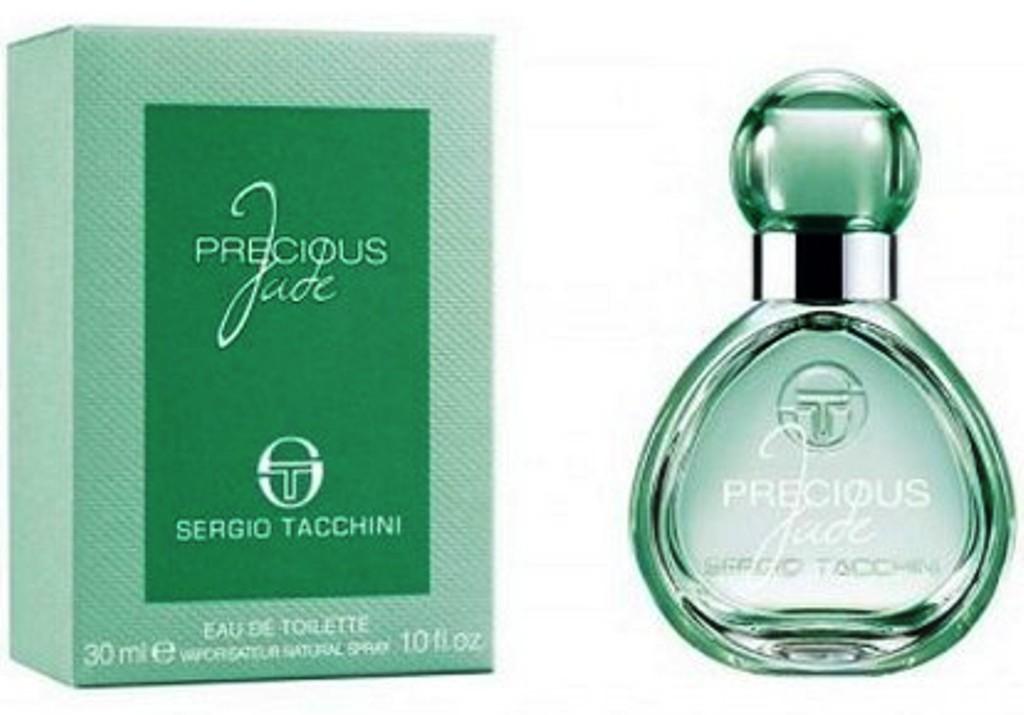 Sergio Tacchini Precious Jade parfémovaná toaletní voda 30 ml