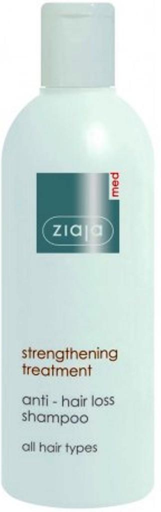 Fotografie Ziaja Med Proti vypadávání vlasů šampon na vlasy 300 ml