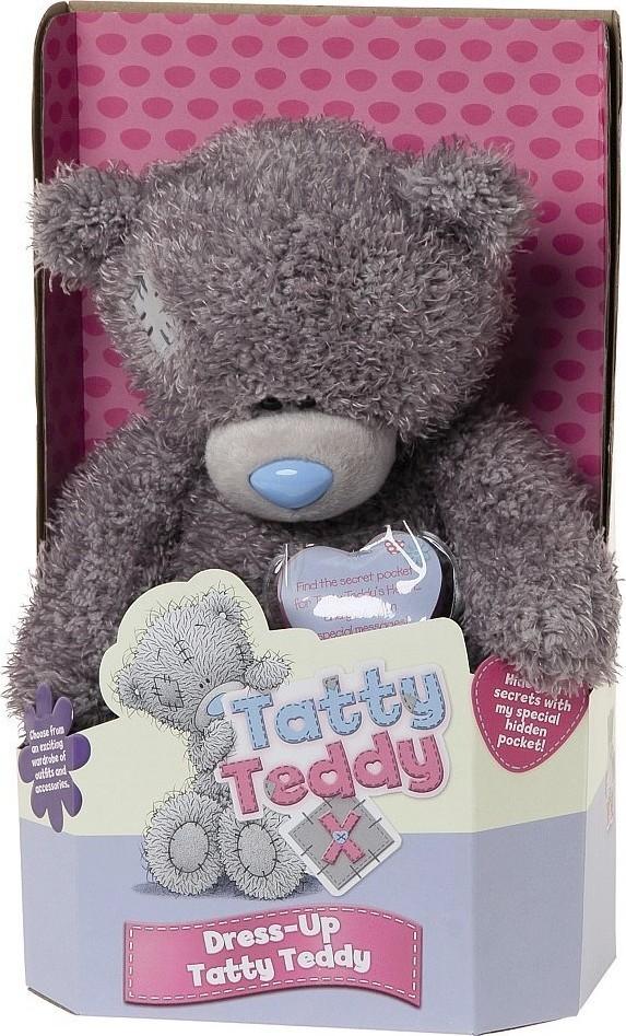Me to You Tatty Teddy Medvídek oblékací 30 cm