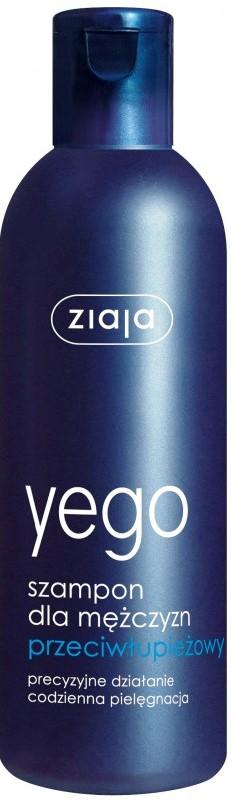 Fotografie Ziaja Men šampon proti lupům 300ml