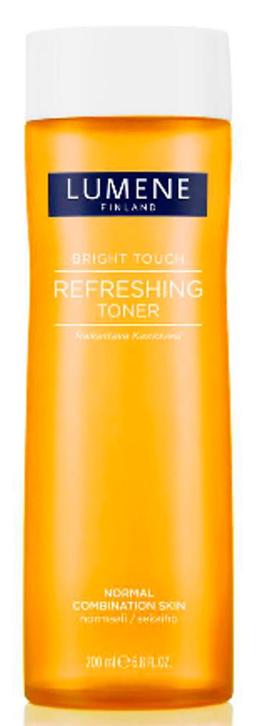 Lumene Bright Touch Refreshing Toner osvěžující toner 200 ml