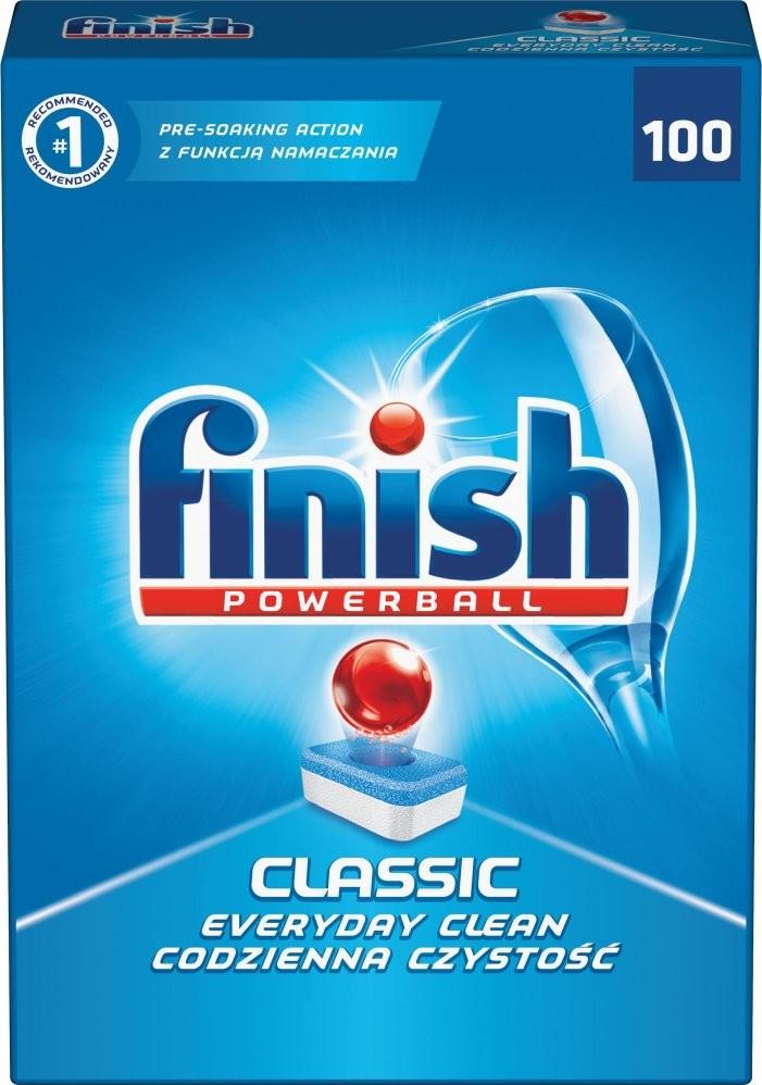 Finish Classic tablety do myčky nádobí 100 kusů