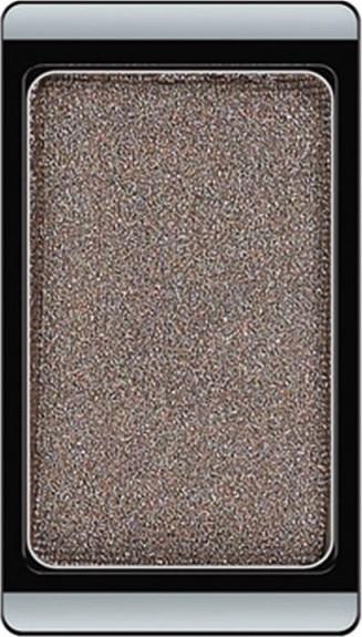 Fotografie Artdeco Eye Shadow Pearl perleťové oční stíny 18 Pearly Light Misty Wood 0,8 g