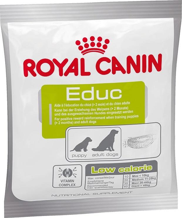 Fotografie Royal Canin Educ pamlsek od 2 měsíců 30 g