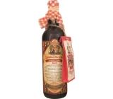 Bohemia Babičino víno k maceraci červené dárkové víno - šípek 750 ml