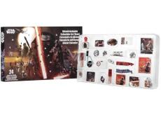 Disney Star Wars Adventní kosmetický kalendář 24 kusů
