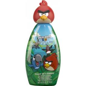 Angry Birds Red Bird Rio 2v1 sprchový gel a šampon pro děti 300 ml