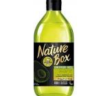 Nature Box Avokádo Regenerační sprchový gel se 100% za studena lisovaným olejem, vhodné pro vegany 385 ml