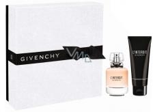 Givenchy L Interdit parfémovaná voda pro ženy 50 ml + tělové mléko 75 ml, dárková sada