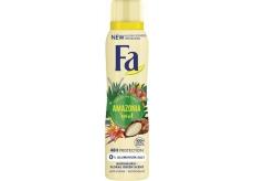 Fa Brazilian Vibes Amazonia Spirit deodorant sprej pro ženy 150 ml