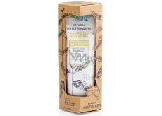 The Natural Family Co. Propolis a Myrha Bio přírodní zubní pasta na zánět dásní 110 g