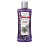 Bohemia Gifts & Cosmetics Lavender s glycerinem šampon na vlasy vhodný pro každodenní mytí všech druhů vlasů 250 ml